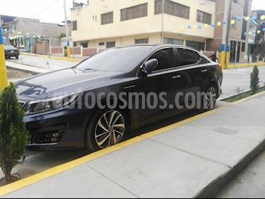 Foto venta Auto usado KIA Optima 2.0L EX  (2014) color Azul precio u$s15,500