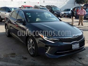 Foto venta Auto Seminuevo Kia Optima 2.0L Turbo GDI SX (2016) color Gris precio $309,000