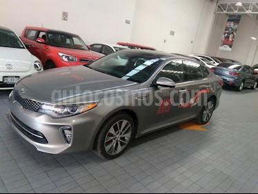 Foto venta Auto Usado Kia Optima 2.0L Turbo GDI SXL (2018) color Blanco precio $464,000