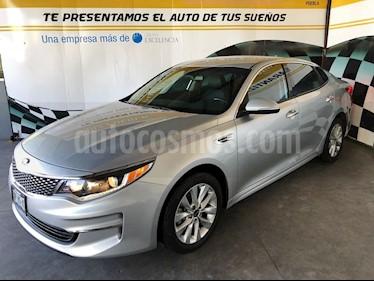 Foto venta Auto Seminuevo Kia Optima 2.4L GDI EX (2016) color Plata precio $295,000