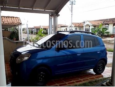 Foto venta carro Usado Kia Picanto 1.1L (2009) color Azul precio u$s1.800
