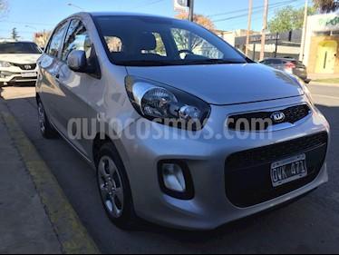 Foto venta Auto usado KIA Picanto EX (2015) color Plata Titanium precio $440.000