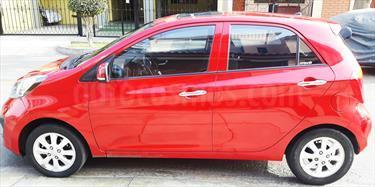 KIA Picanto STD 1.1L Aut usado (2012) color Rojo Senal precio u$s7,900