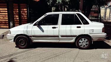 Foto venta Auto usado Kia Pride Pop GL 1.3L (1997) color Blanco precio $1.200.000