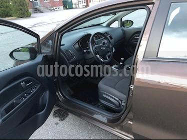 Foto venta Auto usado Kia Rio 3 1.4L Sport (2013) color Gris precio $4.500.000