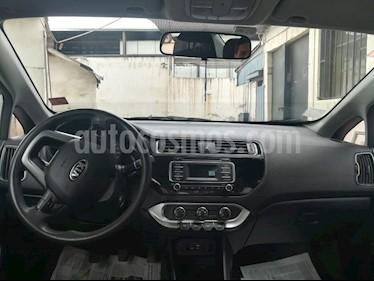 Foto venta Auto Usado Kia Rio 4 EX 1.4L Ac (2016) color Plata precio $7.200.000