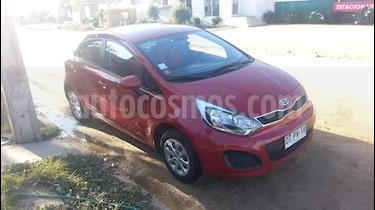 Foto venta Auto Usado Kia Rio 5  1.2L EX  (2012) color Rojo precio $4.500.000