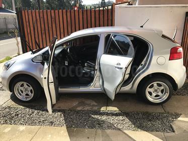 Foto venta Auto usado Kia Rio 5 C 1.4L EX Ac  (2015) color Plata Metalizado precio $6.500.000