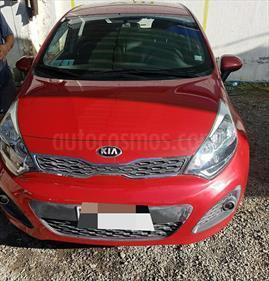 Foto venta Auto usado Kia Rio 5  1.4L EX  (2013) color Rojo precio $6.000.000