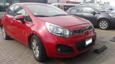 Foto KIA Rio Hatchback EX 1.4L usado (2012) color Rojo Senal precio u$s9,500