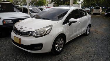 KIA Rio Sedan 1.4L Aut usado (2012) color Blanco precio $35.000.000