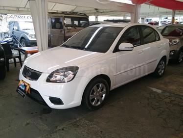 KIA Rio Sedan 1.4L EX Xcite  usado (2012) color Blanco precio $27.000.000