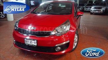 foto Kia Rio Sedan 4p Ex 1.6 std