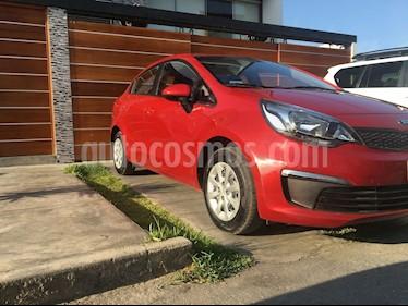 Foto venta Auto usado KIA Rio 1.2 LX Plus (2015) color Rojo Senal precio $34,900