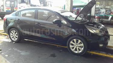 KIA Rio 1.4 EX Full Plus Aut usado (2014) color Negro Carbon precio u$s12,500