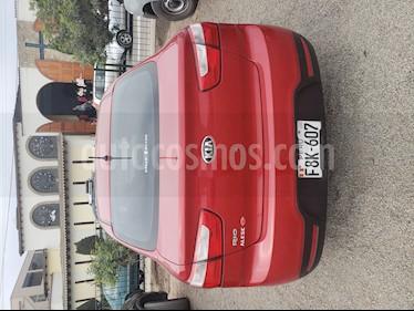 KIA Rio 1.4L EX Plus usado (2014) color Rojo Senal precio u$s11,000