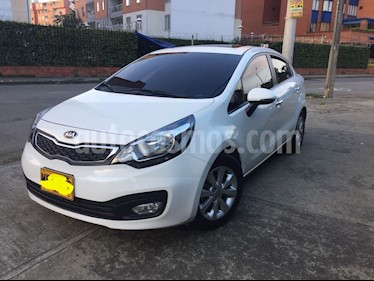 Foto venta Carro Usado KIA Rio 1.4L Full Aut (2013) color Blanco precio $33.000.000