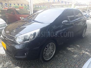 Foto venta Carro usado KIA Rio 1.4L Spice (2014) color Negro precio $38.500.000