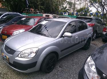 Foto venta Carro Usado KIA Rio 1.6L Xcite (2009) color Gris precio $21.000.000