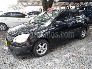 Foto venta Carro usado KIA Rio 1.6L Xcite (2008) color Negro precio $21.000.000