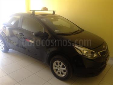 KIA Rio EX 1.4L usado (2012) color Negro precio $10,000
