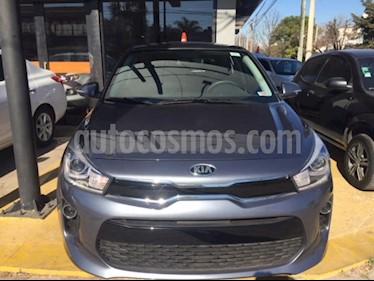 Foto venta Auto Usado KIA Rio EX 5P (2018) color Gris Oscuro precio $660.000