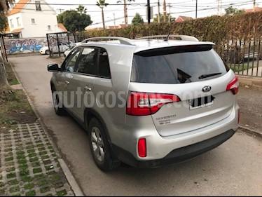 Kia Sorento C 2.4L EX GSL 4x4 Aut Full usado (2014) color Plata precio $13.500.000