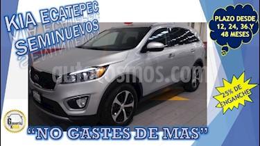 Foto venta Auto Usado Kia Sorento 3.3L EX (2017) color Plata precio $445,000