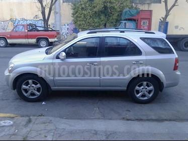 Foto venta Auto Usado KIA Sorento EX 2.2 Aut 4x4 TDi (2008) color Gris Claro precio $349.000