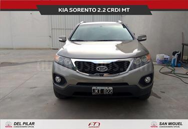 Foto venta Auto Usado KIA Sorento EX CRDi 2.2 (2010) precio $410.000