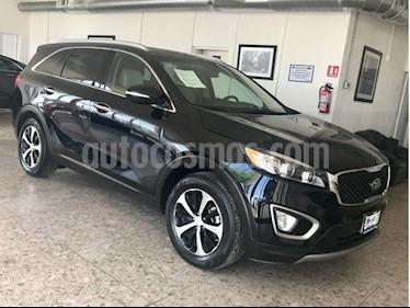 Foto venta Auto Usado Kia Sorento EX PACK (2017) color Negro precio $438,000