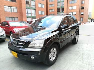 Foto venta Carro usado KIA Sorento Radical 2.4L 4x4  Aut (2006) color Negro precio $31.000.000