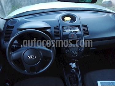 Kia Soul 1.6L EX usado (2010) color Plata precio $4.500.000