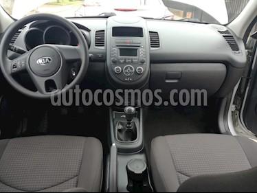 Foto venta Auto Usado Kia Soul 1.6L EX (2014) color Plata precio $7.700.000