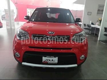Foto venta Auto Seminuevo Kia Soul EX Aut (2018) color Rojo Infierno precio $289,000