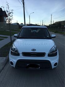Foto venta Auto usado Kia Soul LX 1.6L Plus (2013) color Blanco precio $5.500.000