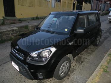 Foto venta Auto usado Kia Soul LX 1.6L (2013) color Negro precio $6.300.000