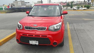 Foto venta Auto Seminuevo Kia Soul LX (2016) color Rojo precio $205,000