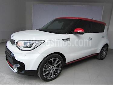 Foto venta Auto Usado Kia Soul SX Aut (2017) color Blanco precio $320,000