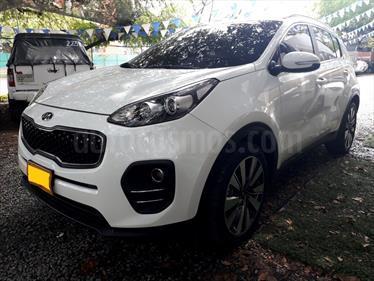 KIA Sportage 2.0L 4x2 Ac Aut usado (2017) color Blanco precio $100.000.000