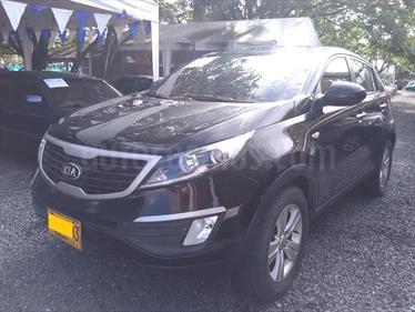 Foto venta Carro usado KIA Sportage 2.0L 4x2 (2014) color Negro precio $60.000.000