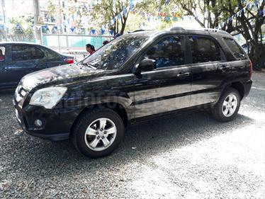 KIA Sportage 2.0L 4x4 Aut  usado (2010) color Negro precio $44.000.000