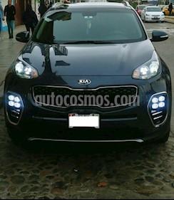 Foto venta Auto Usado KIA Sportage 2.0L EX 4x2 Sport Aut  (2017) color Azul Oscuro precio u$s22,500
