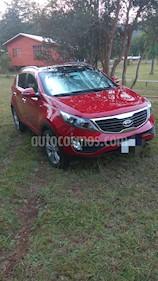 Foto venta Auto usado Kia Sportage 2.0L GTL 4x4 Full Aut (2013) color Rojo precio $10.550.000
