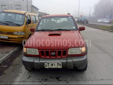 Kia Sportage 2.0L LX 4x4 usado (2002) color Rojo Senal precio $2.550.000