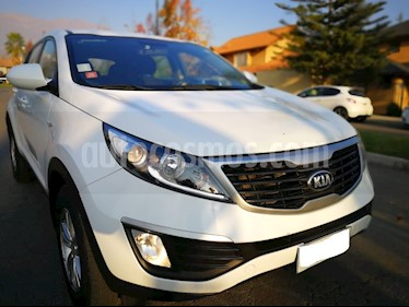 Foto venta Auto Usado Kia Sportage 2.0L LX Aut  (2014) color Blanco Nieve precio $9.190.000