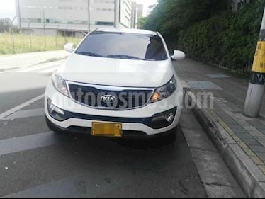 Foto venta Carro usado KIA Sportage 2.0L Revolution Ac 4x2 (2016) color Blanco precio $65.000.000