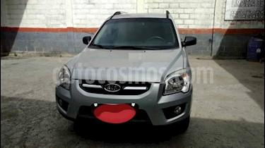 Foto venta carro Usado Kia Sportage Automatica (2011) color Plata precio u$s6.500