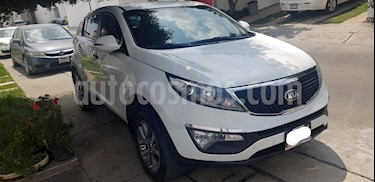Foto venta Auto Seminuevo Kia Sportage EX 2.0L Aut (2016) color Blanco Perla precio $296,000