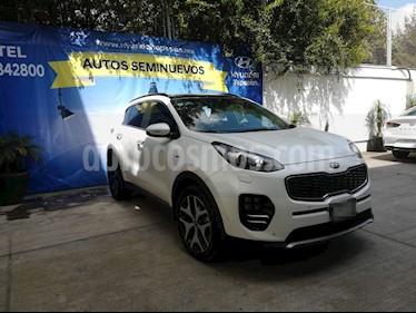 Foto venta Auto Seminuevo Kia Sportage EX 2.0L Aut (2017) color Blanco precio $399,000